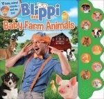 Blippi: Baby Farm Animals