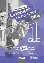 Le francais ENTRE NOUS plus 1 PS 3v1