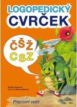 Logopedický cvrček ČŠŽ - CSZ