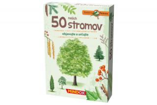 Expedice příroda: 50 našich stromov