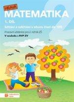 Hravá matematika 2 - pracovní učebnice - 1. díl