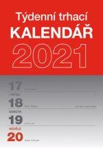 Nastěnný kalendář Trhací týdenní 2021