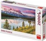 Puzzle 2000 Skalnaté hory