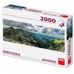 Puzzle 2000 Roháče panoramic