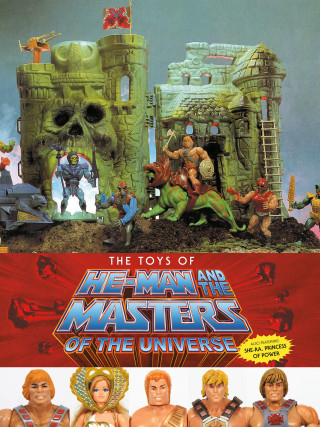 Toys Of He-man And The Masters Of The Universe