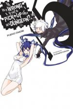 Is It Wrong to Try to Pick Up Girls in a Dungeon?, Vol. 15 (light novel)