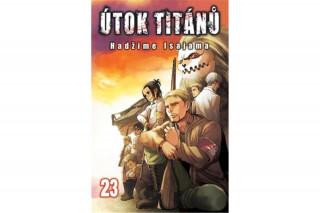 Útok titánů 23