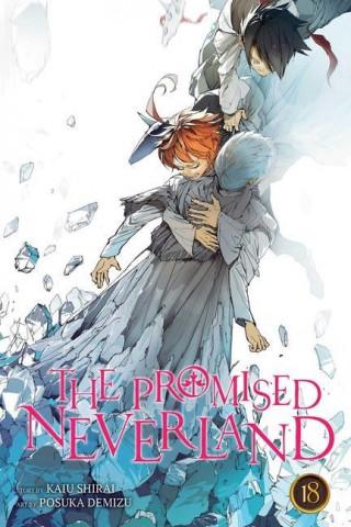 Promised Neverland, Vol. 18