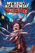 My Hero Academia: Vigilantes, Vol. 9