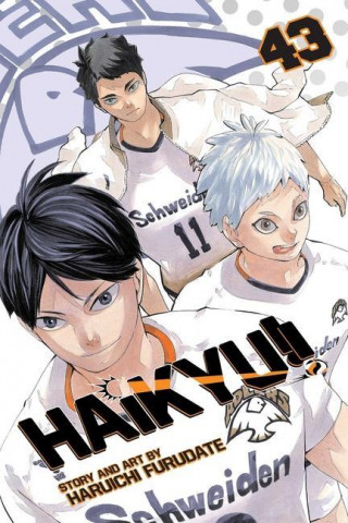 Haikyu!!, Vol. 43