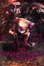 Saga of Tanya the Evil, Vol. 12 (manga)