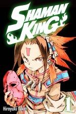 Shaman King Omnibus 1 (Vol. 1-3)
