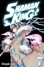 Shaman King Omnibus 3 (Vol. 7-9)
