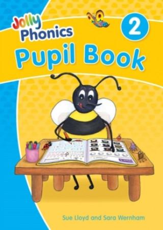 Jolly Phonics Pupil Book 2