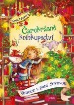 Čarokrásné knihkupectví Vánoce s paní Sovovou