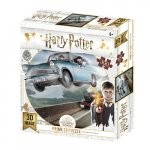 Harry Potter 3D puzzle - Ford Anglia 300 dílků