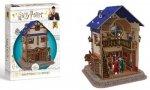 Harry Potter 3D puzzle Příčná ulice potřeby pro famfrpál - 78 dílků