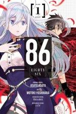 86 -- Eighty-Six, Vol. 1 (manga)