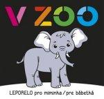 V ZOO Leporelo pro miminka / pre bábätká