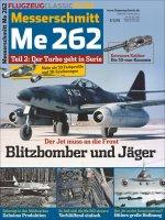Flugzeug Classic Extra 14. Messerschmitt Me 262, Teil 2