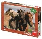 Puzzle 300 XL Barevní koně