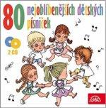 80 nejoblíbenějších dětských písniček