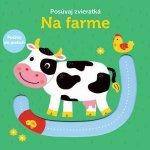 Posúvaj zvieratká Na farme