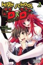 High School DxD, Vol. 2 (light novel)