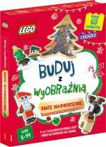 Lego iconic Buduj z wyobraźnią Boże Narodzenie Z LRB-6603