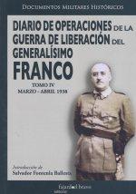 Diario de operaciones de la guerra de liberación del Generalísimo Franco