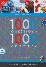 1000 Questions 1000 Answers - Angol középfok - B2