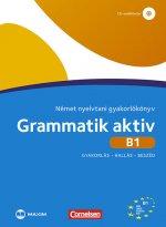 Grammatik aktiv B1 Német nyelvtani gyakorlókönyv (CD-melléklettel)