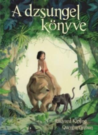 A dzsungel kďż˝nyve