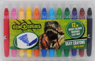 Gelové voskovky Dino