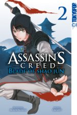 Assassin's Creed - Blade of Shao Jun 02