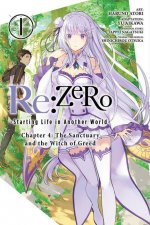 Re:ZERO -Starting Life in Another World-, Chapter 4, Vol. 1