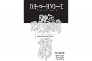Death Note Zápisník smrti Další zápisky