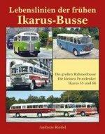 Lebenslinien der frühen Ikarus-Busse