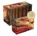 Harry Potter box 1-7: 20. výročie vydania