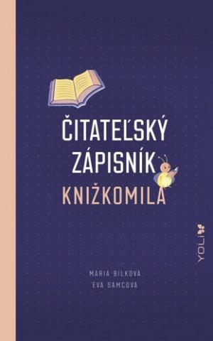 Čitateľský zápisník Knižkomila