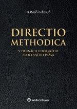 Directio methodica v dejinách uhorského
