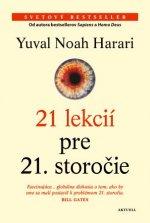 21 lekcií pre 21. storočie