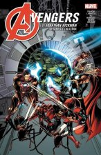 Avengers by Jonathan Hickman: The Complete Collection Vol. 4 Tpb