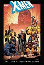 X-men By Chris Claremont & Jim Lee Omnibus Vol. 1