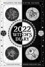 2022 Witch's Diary- Northern Hemisphere