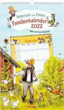 Pettersson und Findus Familienkalender 2022