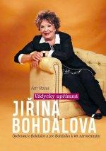 Vždycky upřímná Jiřina Bohdalová