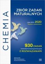 Chemia Zbiór zadań maturalnych Lata 2010-2020 Poziom rozszerzony 930 zadań CKE z rozwiązaniami