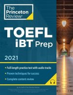 Princeton Review TOEFL iBT Prep with Audio CD, 2021