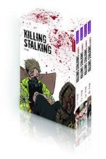 Killing Stalking Season II Complete Box (4 Bände)